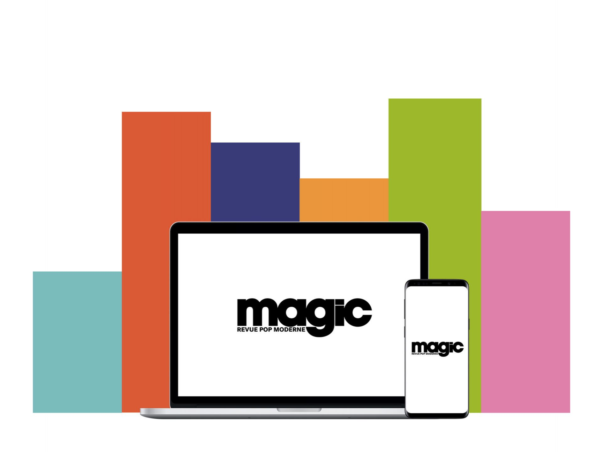 Magic rpm : nouveau site magicrpm.com pour les 25 ans du magazine Magic
