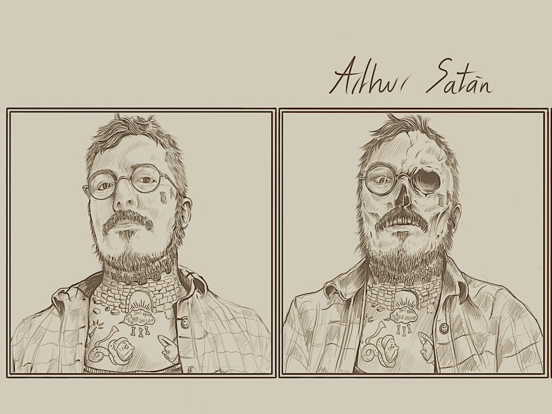Arthur Satan, 2021